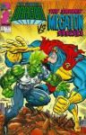 Savage Dragon vs Megaton Man