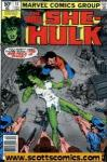 Savage She-Hulk (1980 - 1982)