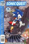 Sonic Quest Death Egg Saga (1997 mini series)