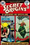 Secret Origins (1973 - 1974 1st series)