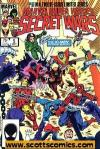 Secret Wars (1984 mini series)