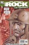 Sgt. Rock The Prophecy (2006 mini series)
