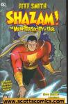 Shazam The Monster Society of Evil Deluxe Hardcover