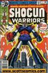 Shogun Warriors (1979-1980)