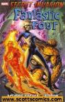 Secret Invasion Fantastic Four TPB