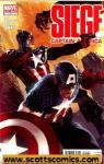 Siege Captain America (2010 one shot)