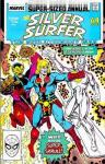 Silver Surfer (1987-1998 2nd series) Annual