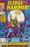 Sledge Hammer! (Marvel) (1988 mini series)