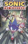Sonic the Hedgehog (2018 2nd series IDW)