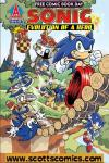 Sonic The Hedgehog Free Comic Book Day Editions