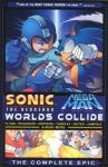 Sonic the Hedgehog Mega Man Worlds Collide Complete Epic TPB