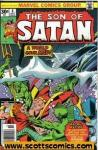 Son of Satan (1975-1977 1st series)