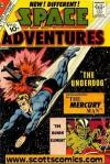 Space Adventures (1952 - 1967 1st series)