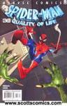 Spider-Man Quality Of Life (2002 mini series)