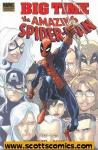 Spider-Man Big Time Hardcover