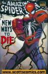 Spider-Man New Ways To Die Hardcover