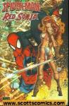 Spider-Man Red Sonja Hardcover
