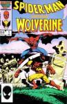 Spider-Man vs Wolverine (1987 one shot)