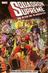 Squadron Supreme Death of a Universe TPB