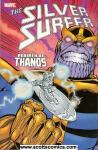 Silver Surfer Rebirth of Thanos TPB