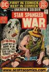 Star Spangled War Stories (1952 - 1977)
