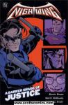 Nightwing A Darker Shade of Justice TPB