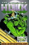 Incredible Hulk Dogs of War TPB