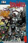 Stormwatch Sourcebook (1994 one shot)
