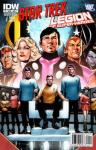 Star Trek Legion of Super-Heroes (2011 mini series IDW)