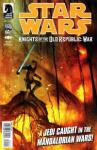 Star Wars Knights of the Old Republic War (2012 mini series)