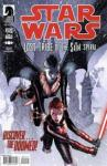 Star Wars Lost Tribe of the Sith Spiral (2012 mini series)