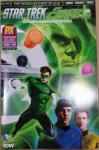 Star Trek Green Lantern (2015 mini series)