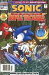 Sonic The Hedgehog Triple Trouble (1995 one shot)