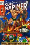 Sub-Mariner (1968 - 1974 2nd series)