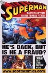 Superman Back In Action TPB