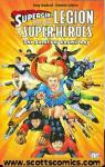 Supergirl and the Legion of Superheroes The Quest For Cosmic Boy TPB