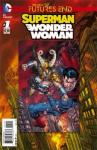 Superman Wonder Woman Futures End (2014 one shot)
