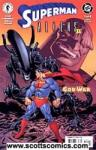 Superman Aliens II Godwar