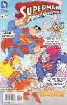 Superman Family Adventures (2012-2013)