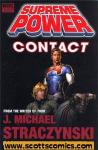 Supreme Power Contact Hardcover