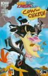 Super Secret Crisis War Cow and Chicken (2014 one shot)