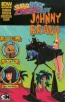 Super Secret Crisis War Johnny Bravo (2014 one shot)