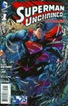 Superman Unchained (Limit 2 FREE Comics with $5 purchase)