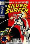 Silver Surfer (1968-1970 1st series)