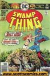 Swamp Thing (1972 - 1976 1st series)