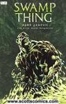 Swamp Thing Dark Genesis TPB