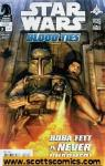 Star Wars Blood Ties Jango and Boba Fett (2010 mini series)