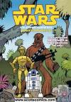 Star Wars The Clone Wars Adventures TPB (Digest sized)