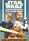 Star Wars The Clone Wars TPB (Digest sized)