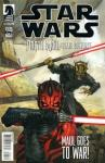 Star Wars Darth Maul Death Sentence (2012 mini series)